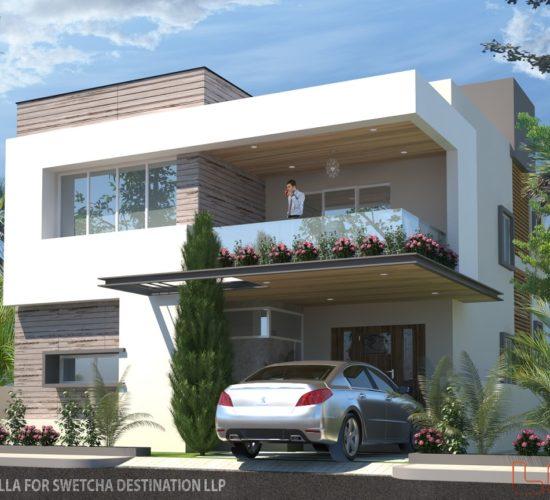 Swetcha destination-(villas)