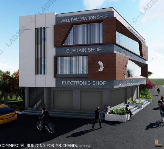 Mr.Chandu Medak Residence