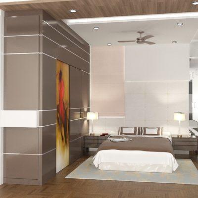 GROUND FLOOR BED ROOM VIEW 1